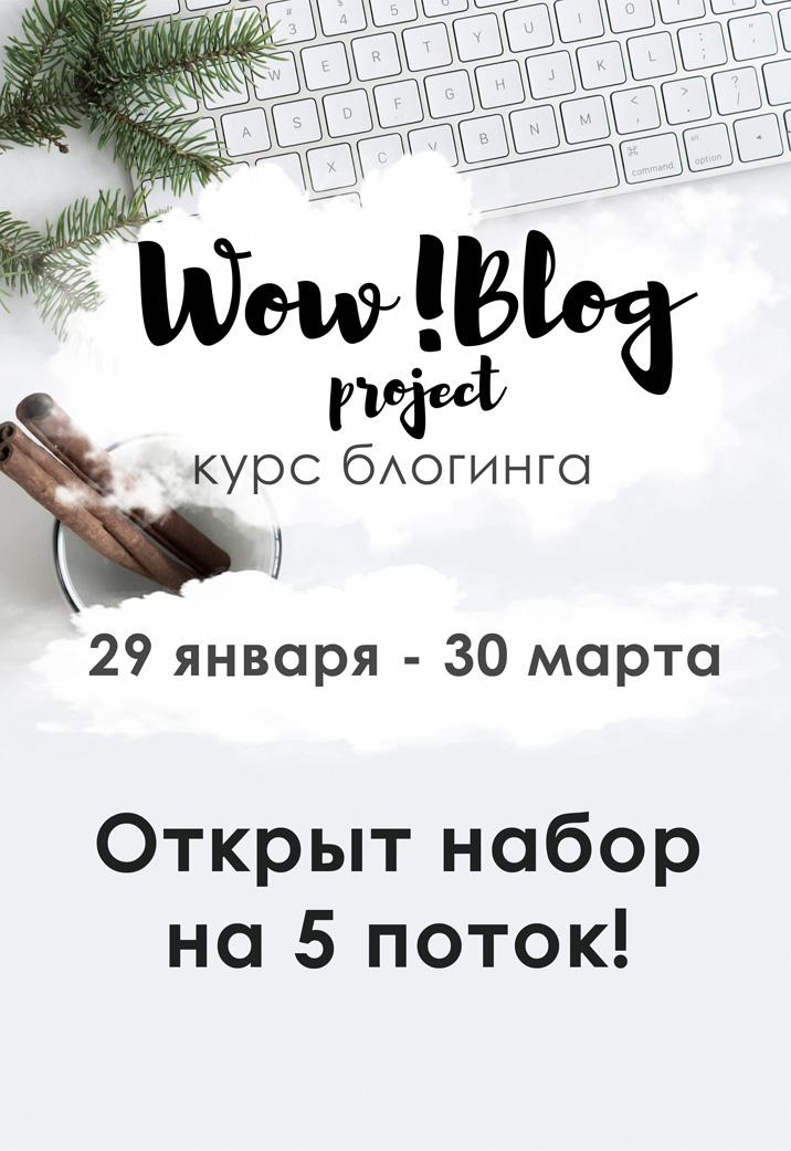 Курс блоггинга